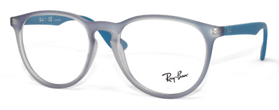 63f3beb99be New Authentic Eyeglasses Ray Ban Rb7046 5484 Azure Iridescent 51-18-140  Women
