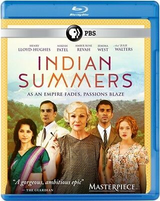 INDIAN SUMMERS TV SERIES COMPLETE FIRST SEASON 1 New Sealed Blu-ray Masterpiece