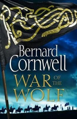 War of the Wolf by Bernard Cornwell 9780008183837 (Hardback, 2018)