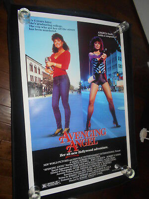 Avenging Angel Original Rolled One Sheet Poster