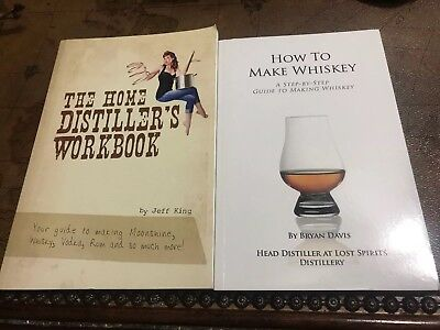 The Home Distiller's Workbook & How to Make Whisky