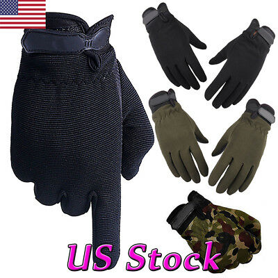 Winter Warm Windproof Waterproof Anti-slip Touch Screen Bike Thermal Gloves Mens