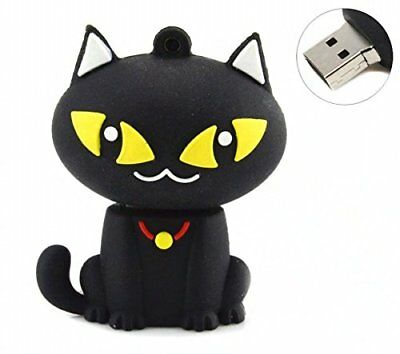Katze 8 GB – USB Stick - Cat Puss - Memory Stick Data Storage - Pen Drive - S...
