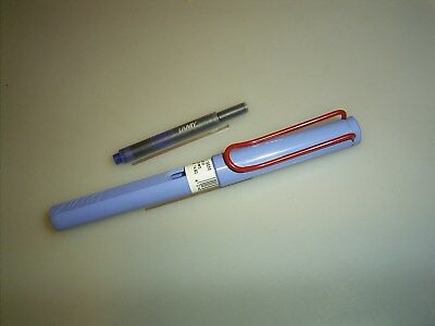*SALE!*  LAMY safari pen, french blue
