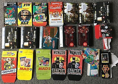 Lot of 48 Trading Card BOXES only~TOPPS, Sports, Disney, Walking Dead, and more