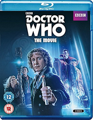 Doctor Who The Movie Bd Blu-Ray NEW