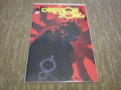Oblivion Song #3 (2018 Series) Image Comics By Robert Kirkman 1st Print NM