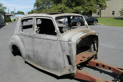 1952 Rolls-Royce Other  New Old Stock Rolls-Royce Silver Dawn Bentley R Type Body