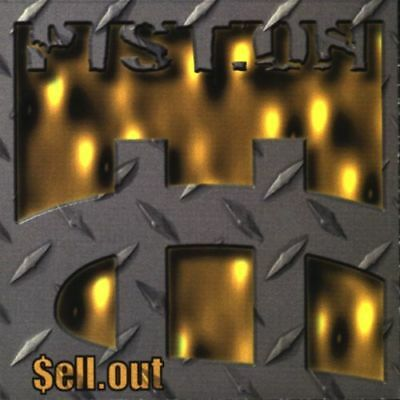 PIST:ON - Sell Out (CD) 1999 FREE AND FAST POSTAGE V9/V10/V12