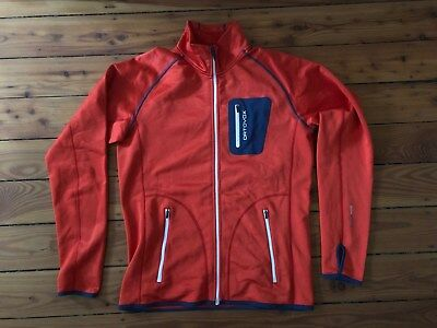 Ortovox FLEECE LIGHT JACKET M MERINO FLEECE LIGHT Gr. L