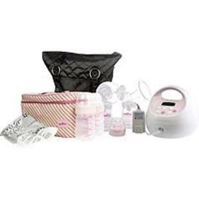 Spectra Baby S2 Plus Premier Electric Breast Pump Double Hospital TOTE COOLER