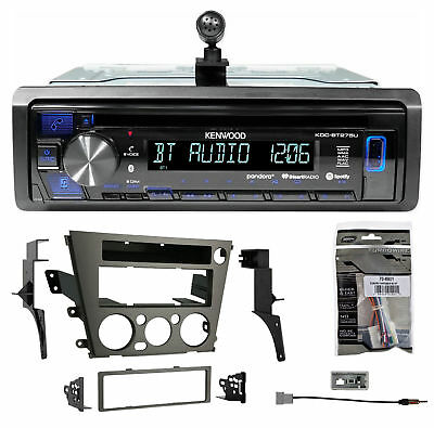 Kenwood CD Radio Receiver w/Bluetooth iPhone/Android/ For 2005-09 Subaru Outback