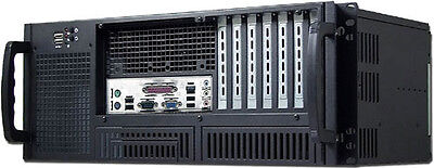 """4U (Front Access) (2x5.25""""+ 6x3.5""""Bay)(Rackmount Chassis)(ATX/ITX)(D14"""" Case)NEW"""