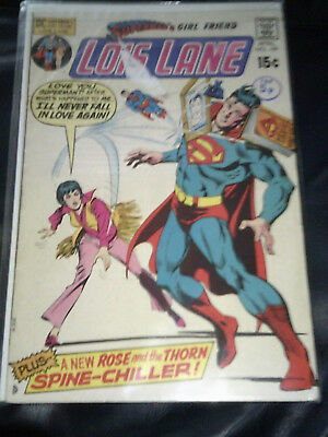 Superman's Girl Friend Lois Lane #109 Apr 1971 (FN+) Bronze Age