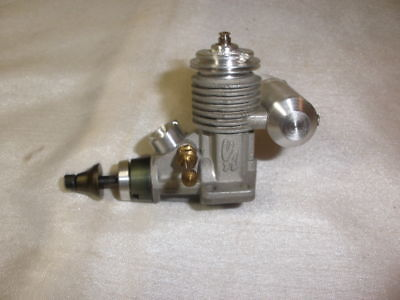 Vintage Russia VA Airplane Motor/Engine w/ Muffler RC/CL