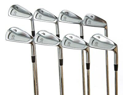 NEW Miura CB-1008 Iron Set Right Handed 3-PW 4-PW (Choose Length, Lie, Shaft)