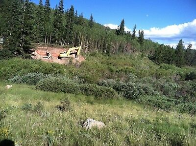 80 acres Fairplay Colorado Mining Claims for sale. 2 claims 10k OBO