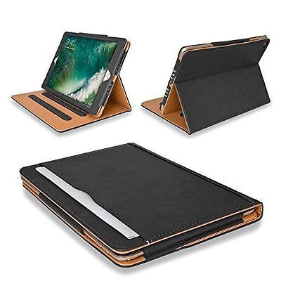 Luxury Magnetic Leather Flip Case Cover For Apple iPad 2017 2018 Air 2 3 4
