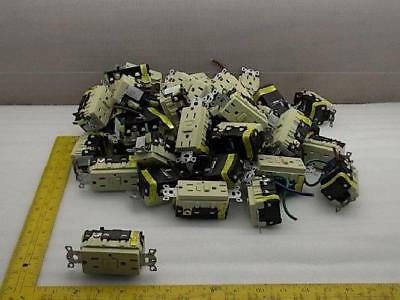 Lot of 96 Hubbell B-499 677 Electrical Sockets 2PO T20114
