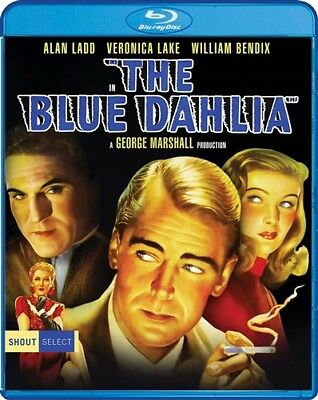 THE BLUE DAHLIA New Sealed Blu-ray Alan Ladd Veronica Lake