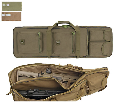 MOLLE Double Savior Equipment Bag Doppelte Langtasche Military Airsoft Tactical