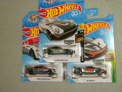 Hot Wheels 2012 Boulevard Series Packin' Pacer Underdogs Real Rubber Tires