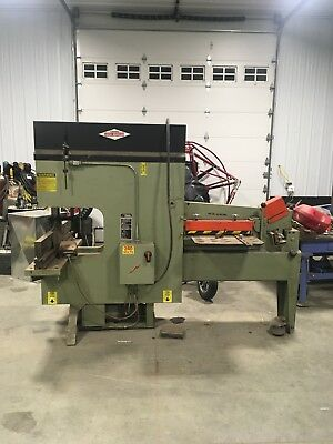 Clausing Industrial 70 Ton Metal Muncher MM70-18 Metal Working Shear Press Punch
