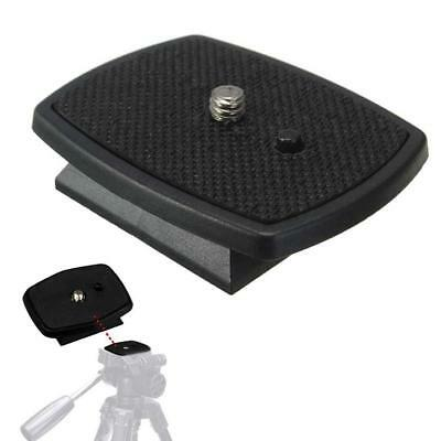 Tripod Quick Release Plate Screw Adapter Mount Head For DSLR SLR Digital Camera~