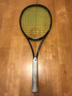 WILSON BLADE 2015 Tennis Racquet - 18x20, 4 3/8, 98sq in