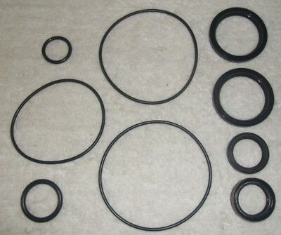 Volvo Lower Unit & Prop Shaft Seals Aq 280 290Dp Dp-A, Dp-A2, Dp-B1, Dp-C, Dp-D