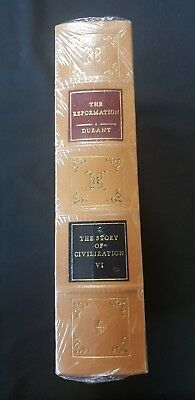 The Reformation The Story Of Civilization VI The Easton Press Leather-Bound