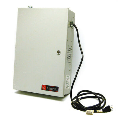 Altronix AL600ULMF Power Supply/Charger 12 or 24 VDC 6 Amp w/ Enclosure