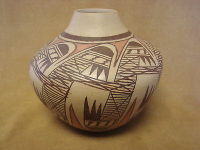 Hopi Indian Hand-coiled Pot by Miriam Nampeyo! PT0157