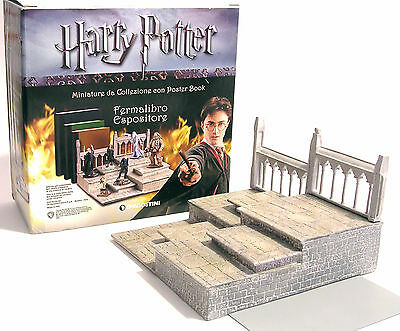 Fermalibro Espositore Da Collezione Harry Potter Bookend Stand - Introvabile