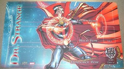 Marvel Dr Strange Playmat New