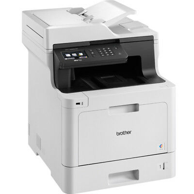 Brother MFCL8690CDW Wireless Colour Laser Printer VAT Included