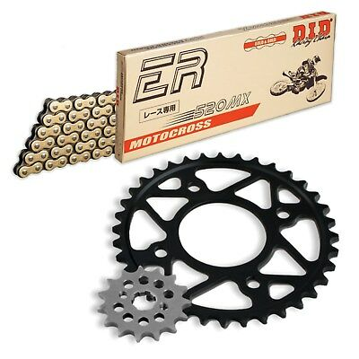 Husqvarna 250 FC 2014 MX DID Chain & Sprocket Kit Alloy Rear