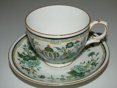 Crown Staffordshire china England KOWLOON tea cup and saucer (B)