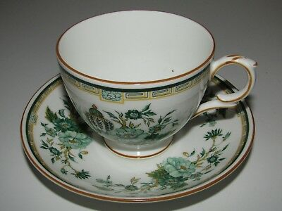 Crown Staffordshire china England KOWLOON tea cup and saucer (C)