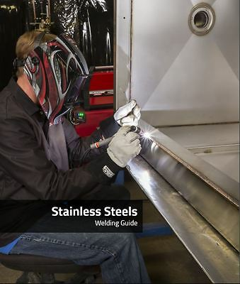 Stainless Steel Welding Guide Lincoln Electric New Ships Free