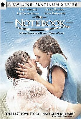 😀 The Notebook (DVD, 2005) 😀