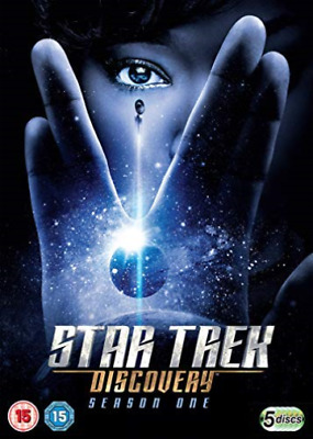 Star Trek Discovery Season 1 DVD NEW