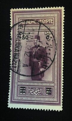 Egypt - Stamps - Set - Collection - March 1932 - King Fuad