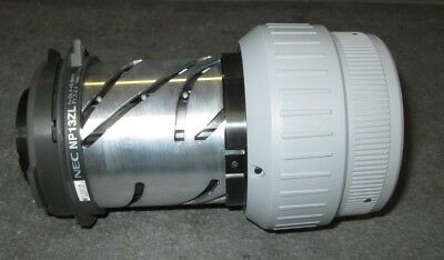 NEC NP13ZL Zoom Lens For NP-PA Projectors ~ Nice Shape