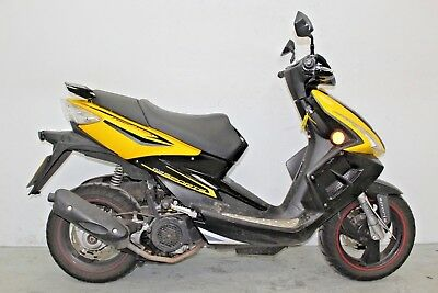 2011 Tgb R 125 Sport Damaged Spares Or Repair ***no Reserve*** (17092)