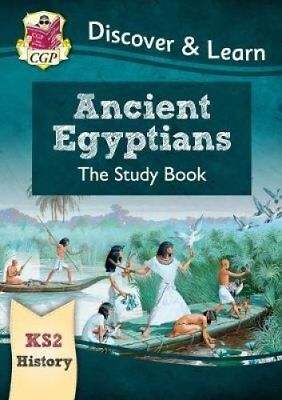 New KS2 Discover & Learn: History - Ancient Egyptians Study Book 97817829496