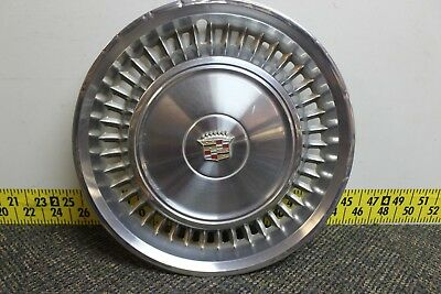 "OEM Cadillac 15"" Hub Cap Wheel Cover 3515332 2007 1971-1972 (220)"