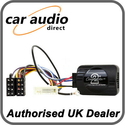Connects2 CTSNS001.2 Stalk Adapter for Nissan X-Trail / Qashqai