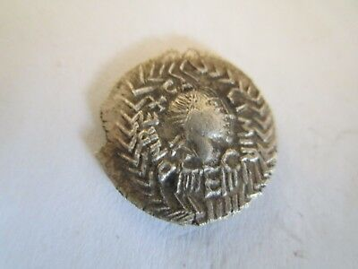 King of Vandals, Gelimer Silver coin. Carthage, AD 530-534.