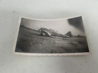 WWII US Army Air Corps 87th fighter squadron original period picture   #36